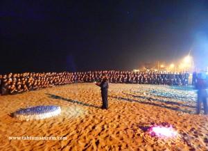 ribuan anggota tahta mataram (2)
