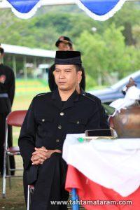 Bapak R.Lindu Aji Guru Besar Tahta Mataram