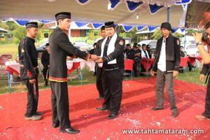 Ki Surya Nagapati Ketua Umum Tahta Mataram