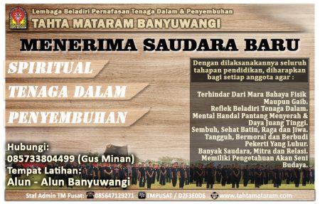 Tahta Mataram Banyuwangi