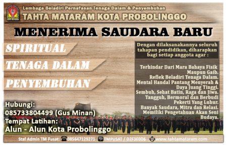 Tahta Mataram Kota Problolinggo