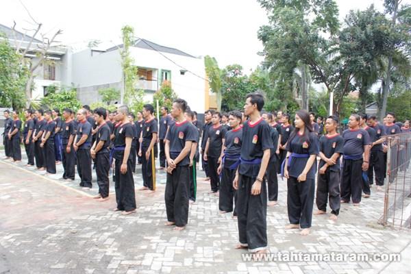 Ujian Tenaga Dalam Tahta Mataram Jakarta