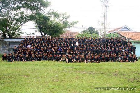 Pembinaan Mental & Pengembangan Diri Tahta Mataram Se-Solo Raya