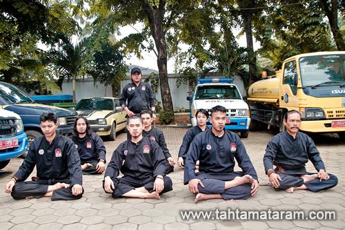 Kenaikan Sabuk Tahta Mataram Jakarta
