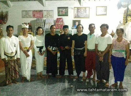 Tahta Mataram Membuka Kepelatihan Di Bali
