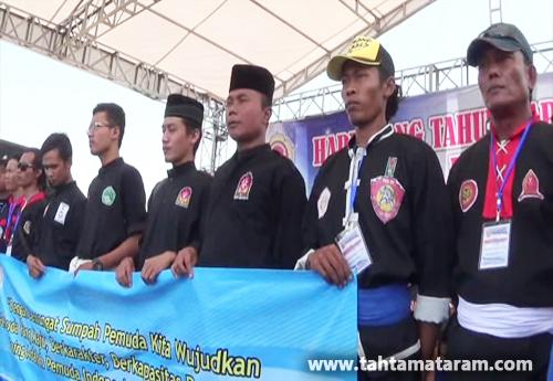 Ikut Serta Tahta Mataram Dalam Ikrar Sumpah Pemuda