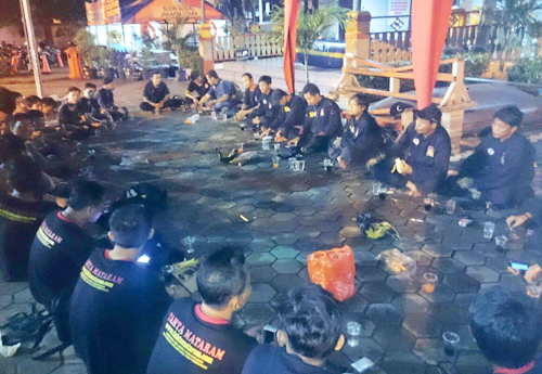 Wejangan Bersama Tahta Mataram Divisi Mahayana Pademangan