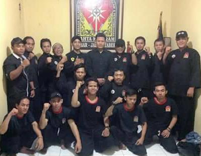 Kebersamaan Saudara Tahta Mataram Divisi Isyana Condet Jakarta Timur