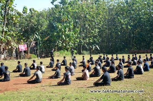 Peresmian Tahta Mataram Divisi Dharmayasa Ngawi