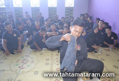 Halal Bihalal Tahta Mataram 2017