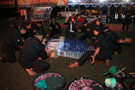 Ruwatan Agung Suro Tahta Mataram