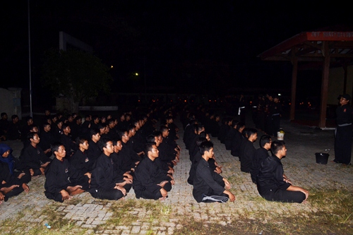 Gemblengan Asisten Pelatih Tahta Mataram Jateng-DIY