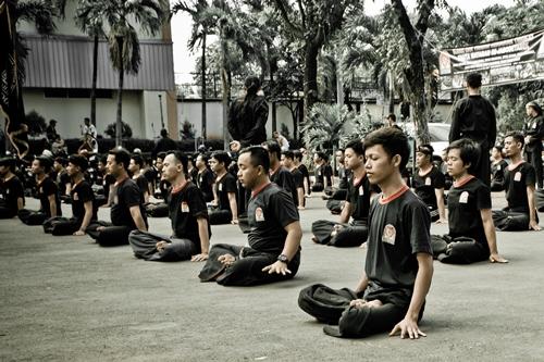 Pelatihan Ilmu Spiritual Tahta Mataram