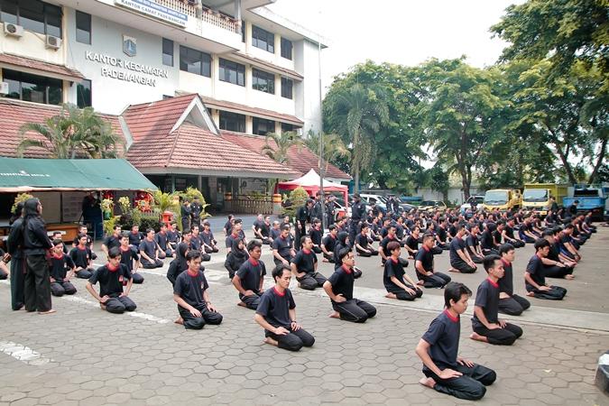 Perguruan Tenaga Dalam di Jakarta - Tahta Mataram