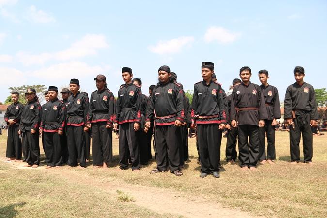 Perguruan Tenaga Dalam di Semarang - Tahta Mataram