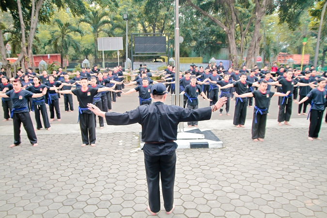Perguruan Tenaga Dalam di Surakarta - Tahta Mataram