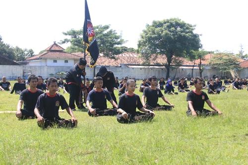 Perguruan Tenaga Dalam di Brebes - Tahta Mataram