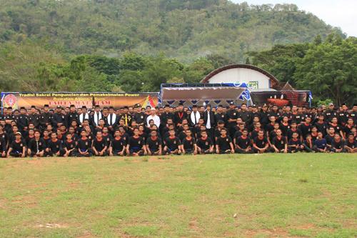 Makna Lambang Perguruan Tahta Mataram