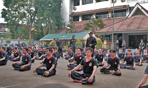 Program Pelatihan Meditasi Rileksasi