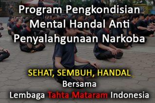 Program Pengkondisian Mental Handal Anti Narkoba