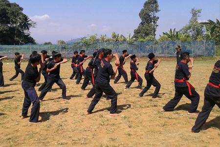 Tahta Mataram Ranting Bojonggede - Bogor