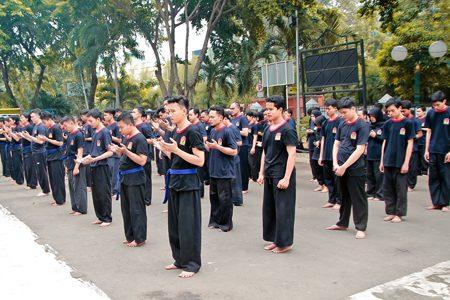 Tahta Mataram Ranting Cengkareng - Jakarta Barat