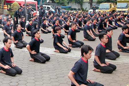 Tahta Mataram Ranting Kebayoran Baru - Jakarta Selatan
