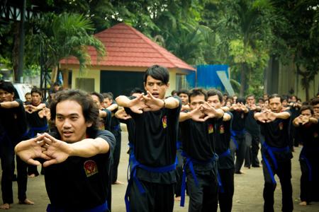 Tahta Mataram Ranting Kebayoran Lama - Jakarta Selatan
