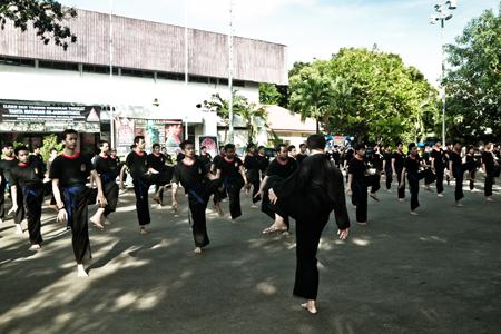 Tahta Mataram Ranting Kramat Jati - Jakarta Timur