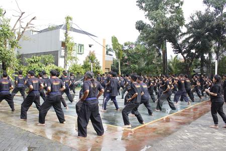 Tahta Mataram Ranting Pancoran Mas - Depok