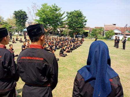 UKT Tahta Mataram Cabang Boyolali dan Divisi Ramayana