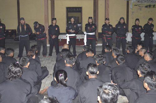 Menyambut Wulan Son9o dan Tradisi Pengesahan Saudara Tahta Mataram 2019