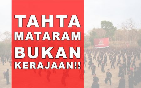 LEMBAGA TAHTA MATARAM BUKAN KERAJAAN!!