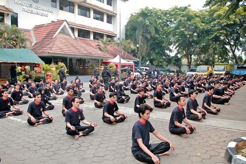 Sejarah Perguruan Tahta Mataram