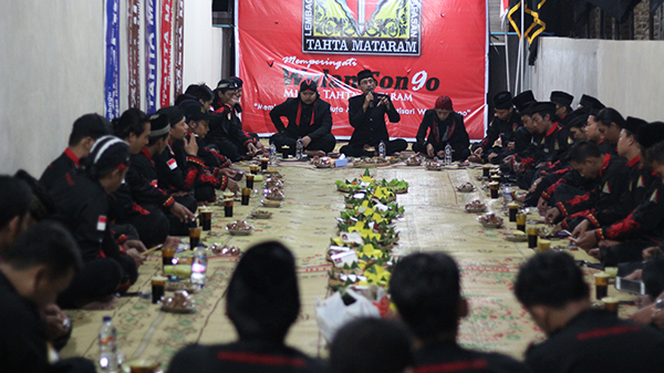 Malam Tirakatan Milad Tahta Mataram - Wulan Songo 2018